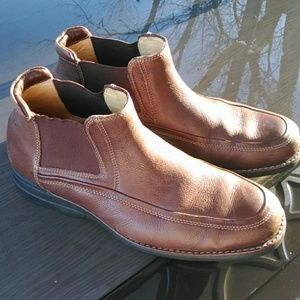 Johnson and Murphy leather shoes